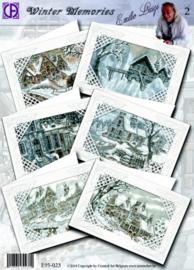 Kaartenpakket Emilio Luigi-E95-022-Winter Memories