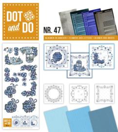 Dot and Do 47 - Cozy winter DODO047