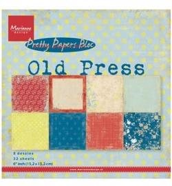 Marianne Design PL9120 Old Press