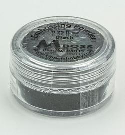 Mboss Embossing powder Black 390115