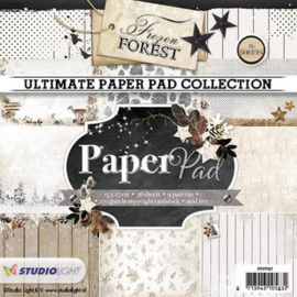Studio Light Paper pad 36 vel 12 designs nr 87 PPFF87 15x15cm