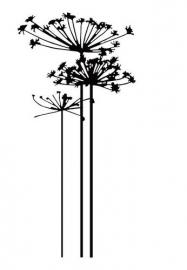 Nellie Snellen - EFCO001 Embossing folders - Condolence flowers-1