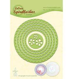 Lea'bilitie 45.3301 Spirella Cutting Cirkels