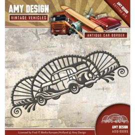 Amy Design - ADD10095 - Vintage Vehicles - Antique car