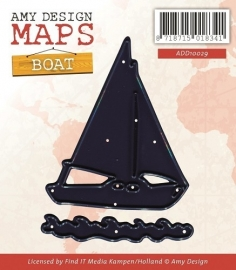 Amy Design - ADD10029 - Boat