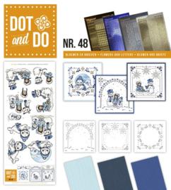 Dot and Do 48 - Playful winter DODO048