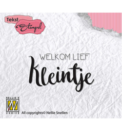 Nellie Snellen - Welkom lief Kleintje DTCS013