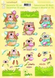 Leanne Creatief Owlie's - 50.8633