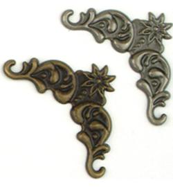 Decoratie hoekjes 11810-2004