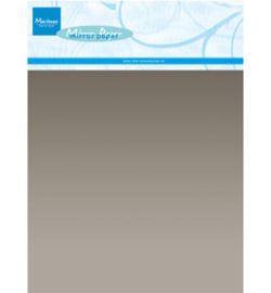 Marianne Design - zilverpapier - CA3135 - Silver mirror