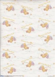 Disney - Vellum - vellumpooh15 Winnie en Knorretje vissen