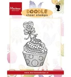 Marianne Design EWS2219 Doodle Cupcake