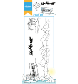 Marianne Design  HT1629 - Hetty's Polar Ice