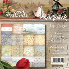 Amy Design - ADPP10010 Paperpack - Oud Hollands