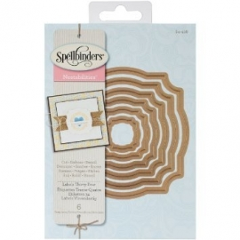 Spellbinders S4-416 Nestabilities 'Labels Thirty-Four'