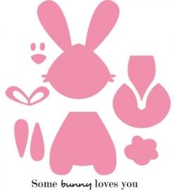 Marianne Design COL1354 Bunny