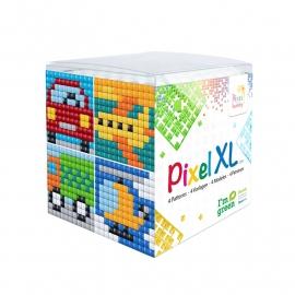 Pixelhobby XL set voertuigen