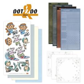 Dot and Do 05 - Boys DODO005