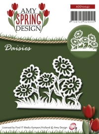 Amy Design ADD10042 Daisies
