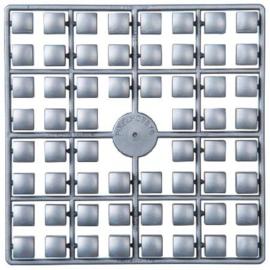 Pixelmatje XL 561 zilver