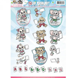 Yvonne Creations - SB10146 - Tots and Toddlers