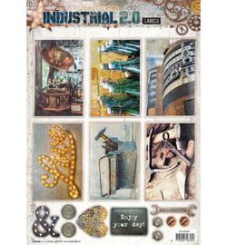 Studio Light - EASYIN609 - Industrial 2.0, Nr 609