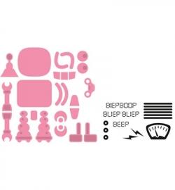Marianne Design COL1403 Robot
