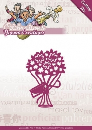 Yvonne Creations YCD10047 - Celebrations - Bouquet