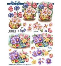Le Suh 8215.782 bloemen