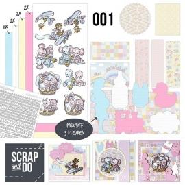 SCDO001  Scrap and Do 1 - Baby