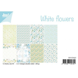 6011/0551 - White Flowers