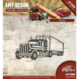 Amy Design - ADD10099 - Vintage Vehicles - Truck