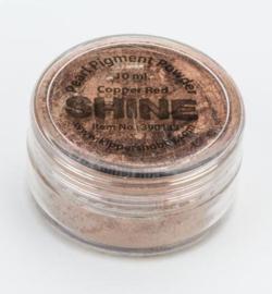 SHINE Pigment Poeder Copper Red (390133)