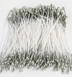 Meeldraden zilver 144pcs 1mm 12257-5703