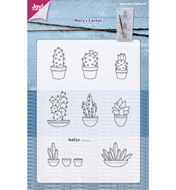 6410/0403 Mery's Cactussen