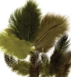 Veren groen  12229-2908 - Ass.Mix,Forest