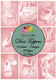 Dixi Craft Toppers ET0115