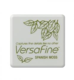 VersaFine klein Inkpad - Spanish Moss VFS-62