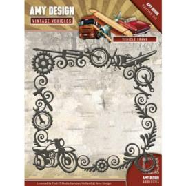 Amy Design - ADD10094 - Vintage Vehicles - Vehicle Frame