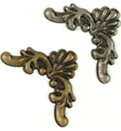 Decoratie hoekjes 11810-2005