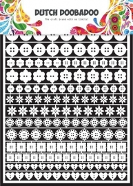 472.948.010 Laser Paper Art A5 wit Buttons