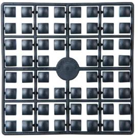 Pixelmatje XL 441 zwart