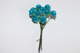 Bloemen blauw 4