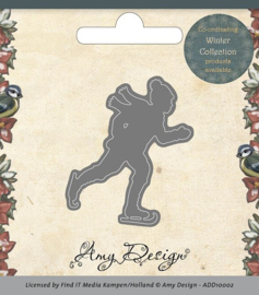 Amy Design - ADD10002 - Ice skater