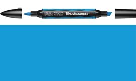 W&N Brushmarker B336 - 306 Cadet bleu