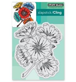 Penny Black cing stamp - Burst Of Blooms 40-513