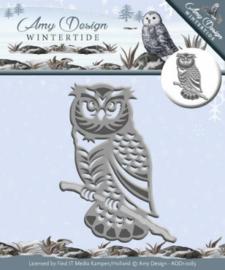 Amy Design - ADD1083 Wintertide Owl