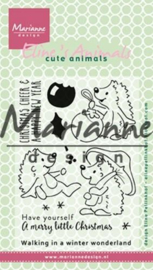 Marianne Design - EC0173 Kerst egels