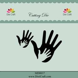 Dixi Craft MD0037 Hands