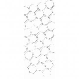 Kaisercraft clear stamp Honeycomb CS161